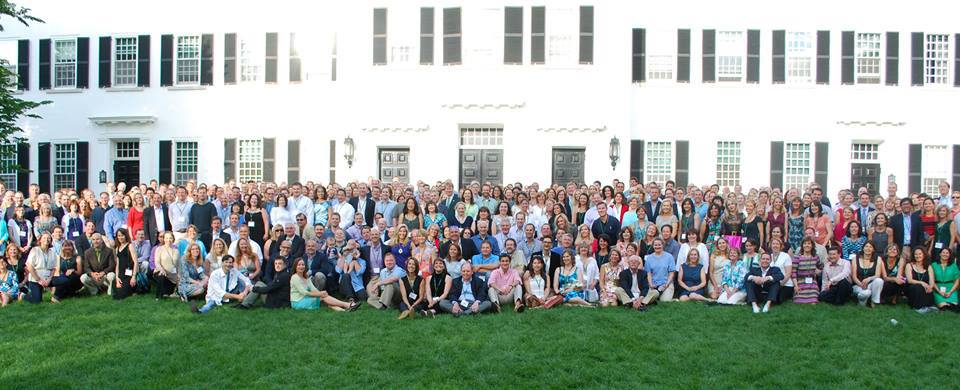 25th Reunion Picture