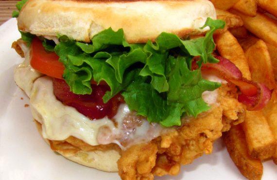 Lost and lamented EBA's chicken sandwich